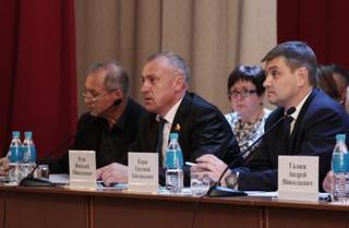 Встреча администрации и жителей УГО состоялась в Борисовке
