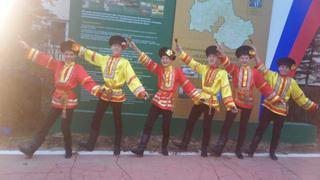 Призерами «Созвездия» стали воспитанники детского дома города Уссурийска