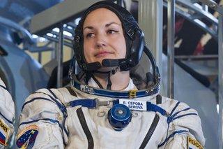 Космонавт Серова из Воздвиженки  будет «дефилировать» на МКС