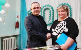 Школа села Новоникольск отметила вековой юбилей