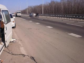 83-летний мужчина пострадал в ДТП в пригороде Уссурийска