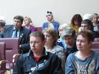 Общегородское родительское собрание прошло в Уссурийске