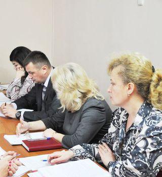 Прием граждан по личным вопросам провел глава администрации УГО Евгений Корж