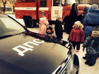 Мероприятие, приуроченное ко Дню инвалидов, провели сотрудники ГИБДД в Уссурийске