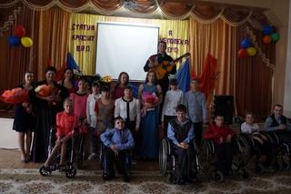 Солисты Приморского театра оперы и балета дали концерт для уссурийских инвалидов