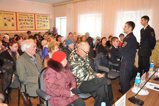 Очередную выездную встречу с жителями ст. Горнотаёжная провел глава администрации Евгений Корж