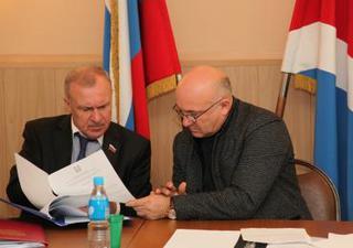 Депутаты обсудили вопросы экономической политики в Уссурийске