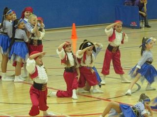 Фестиваль-конкурс Dance Ocean прошел в Приморье