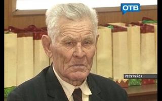 Ветеранов Уссурийска поздравили с наступающим Новым годом