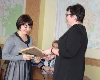 Предпринимателей Уссурийска наградили за лучшее новогоднее оформление