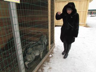 Местом паломничества приморцев в праздники стал мини-зоопарк в Уссурийске