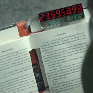 24 часа на чтение: книга с механизмом самоуничтожения