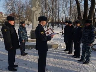 Памятник партизанам и народоармейцам восстановлен в Уссурийске