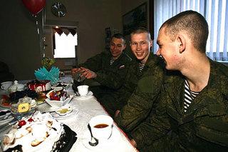 В мотострелковой бригаде в Уссурийске откроется чайная
