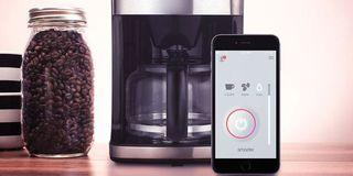В продаже появилась первая в мире Wi-Fi-кофемашина