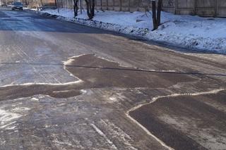 Очистить дороги Уссурийска от гололеда должны до 16 февраля – прокуратура