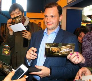 Уссурийцы первыми увидели фильм Сергея Брилёва «Пхеньян-Сеул. И далее…»