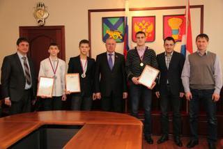 Уссурийские спортсмены привезли награды с чемпионата ДВФО по кикбоксингу