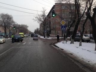 5-летняя девочка пострадала в ДТП в Уссурийске