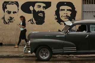 На Кубе заработала первая открытая точка доступа в интернет