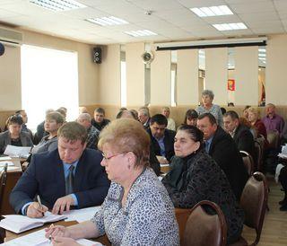 Заседание Общественного совета по вопросам жилищно-коммунального хозяйства прошло в Уссурийске