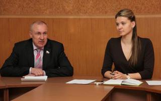 Молодежный совет Уссурийска готовится к Дню Победы
