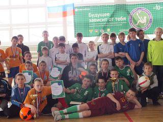 Футболисты из детского дома Уссурийска стали победителями краевого этапа всероссийского турнира