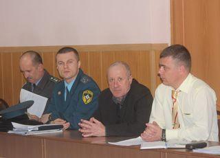 Рабочая встреча с представителями государственных и федеральных служб прошла в Уссурийске