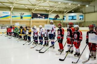 Юные уссурийские хоккеисты выиграли турнир