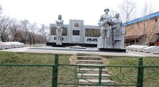 Впервые за 23 года отреставрирован монумент в селе Воздвиженка