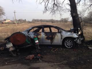 Полицейский за рулем устроил смертельное ДТП в Уссурийске