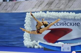 Гимнастка из Уссурийска представила Приморье на Чемпионате России