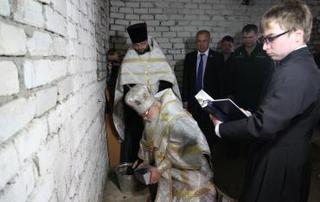 Новый храм построят в Уссурийске