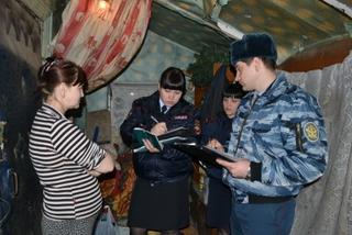 Полицейские в Уссурийске посетили подростков, состоящих на профилактическом учете