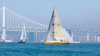 Приморские яхтсмены одержали победу в Пусане