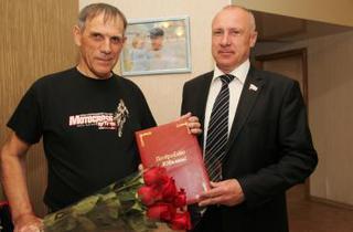 Заслуженный тренер России и почетный гражданин Уссурийска сегодня отмечает свой юбилей
