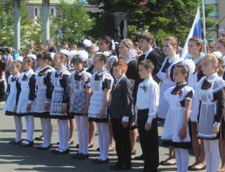 IV этап военно-спортивной игры «Зарница» cмотр строя и песни завершился в УГО