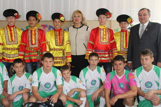 Вице-губернатор Приморского края Татьяна Заболотная побывала с рабочим визитом в Уссурийске