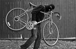 Велосипедного вора поймали в Уссурийске