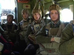 Тельняшка с голубыми полосками: суворовцев из Уссурийска посвятили в десантники