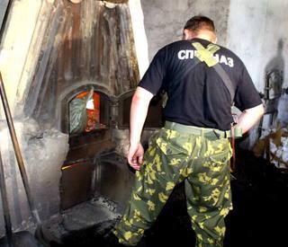 Около 400 килограммов наркотиков сожгли в Уссурийске (Фото с места события)