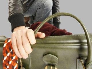 Мужчина похитил сумку у женщины на ул. Блюхера в Уссурийске