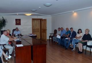 В Уссурийске члены Общественного совета обсудили вопросы повышения безопасности дорожного движения