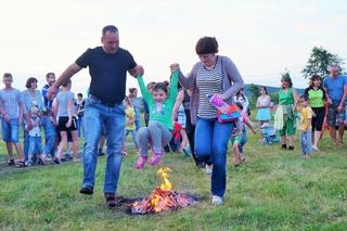 Жители Уссурийска накануне Дня Ивана Купалы очистились огнем