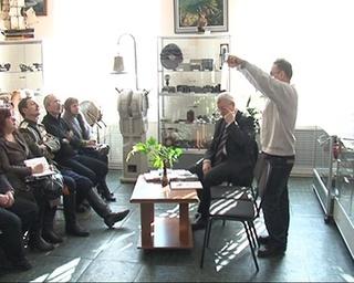 Первая встреча общества изучения Амурского края с уссурийцами