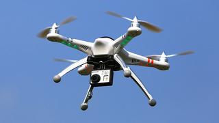 Нарушителей ПДД теперь выявляют роботы с высоты птичьего полета