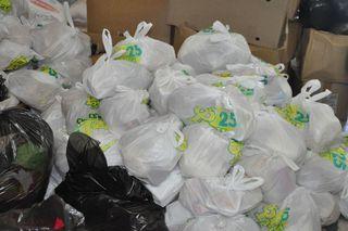 Арсеньевцы передали гуманитарную помощь пострадавшим от тайфуна жителям УГО