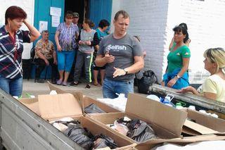 Около 1 800 приморцев из затопленных районов уже получили гуманитарную помощь
