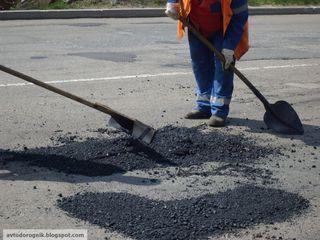 Специалисты МКП «БОСС» приступили к плановым работам по содержанию дорог в Уссурийске