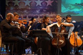 Оркестр театра оперы и балета дал благотворительный концерт для приморцев